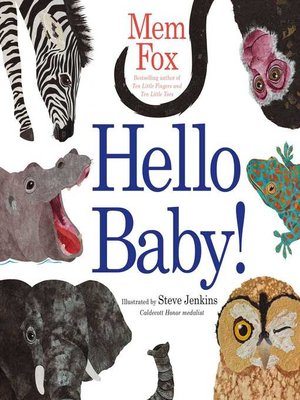 cover image of Hello Baby!